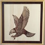Wood etching