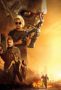 Dark Fate Cast Poster