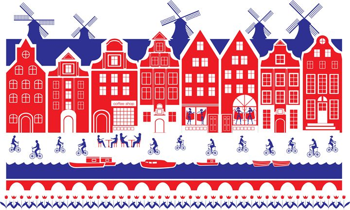 Amsterdam, Netherlands - Fanatic Studio