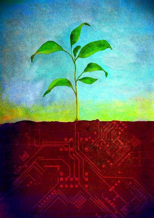 Green Technology - Fanatic Studio