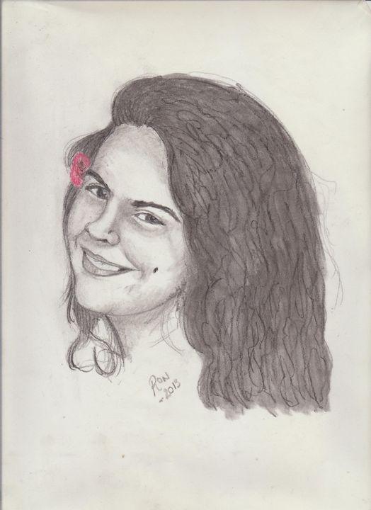 Lauren - Drawings