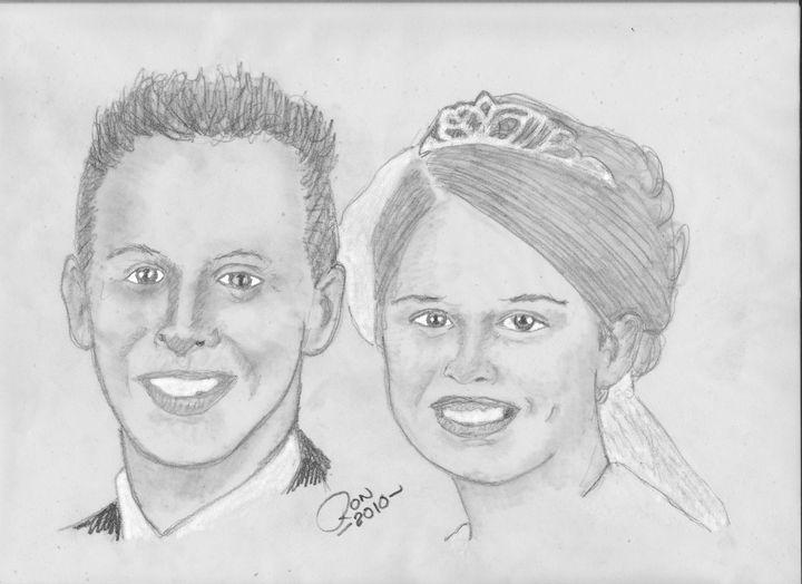 Cody Amber - Drawings