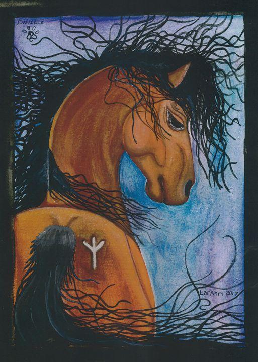 Larkin by Daniele - Inspired by Art