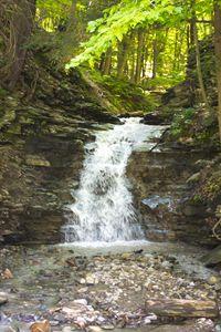 Letchworth Waterfall, NY