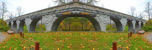 Five Arch Bridge, Avon, New York