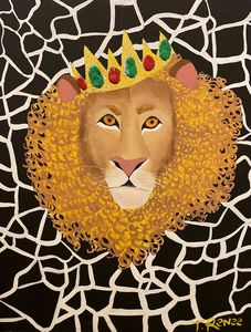 A Lion's Tale - Taylor Renee