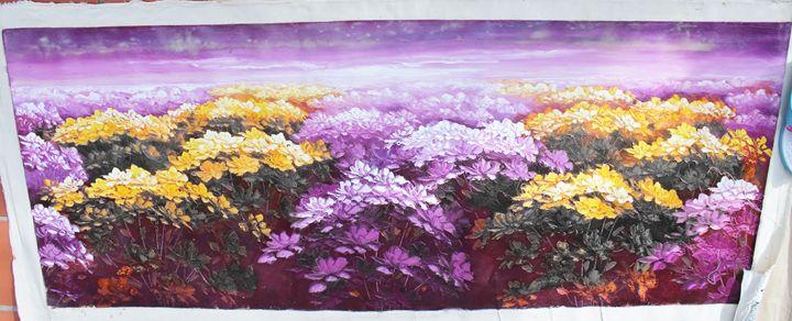 Purple wonder - Beauty