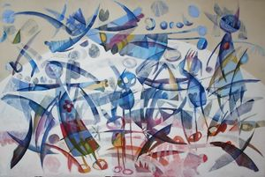 i giocolieri - 100x150 cm