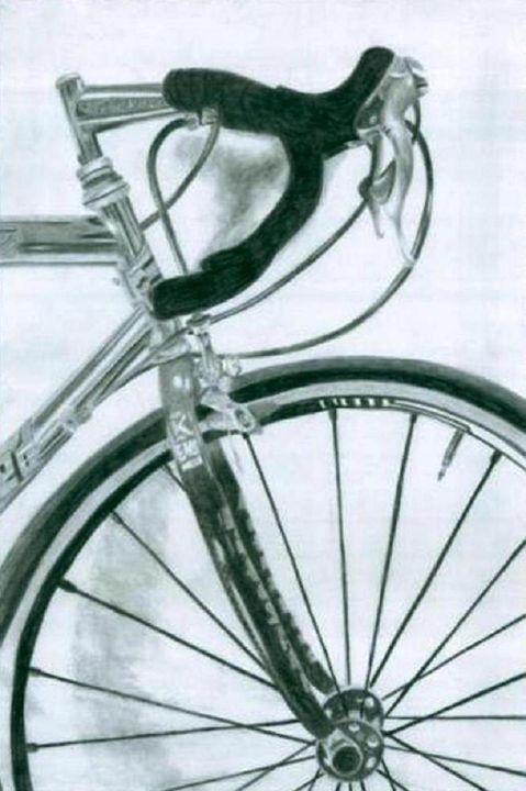 Cycling - Audrey Hardison