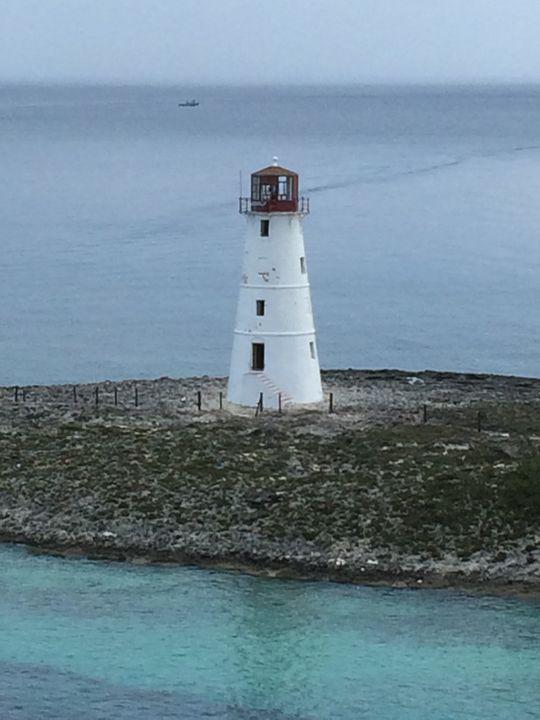 Lighthouse Nassau - Audrey Hardison