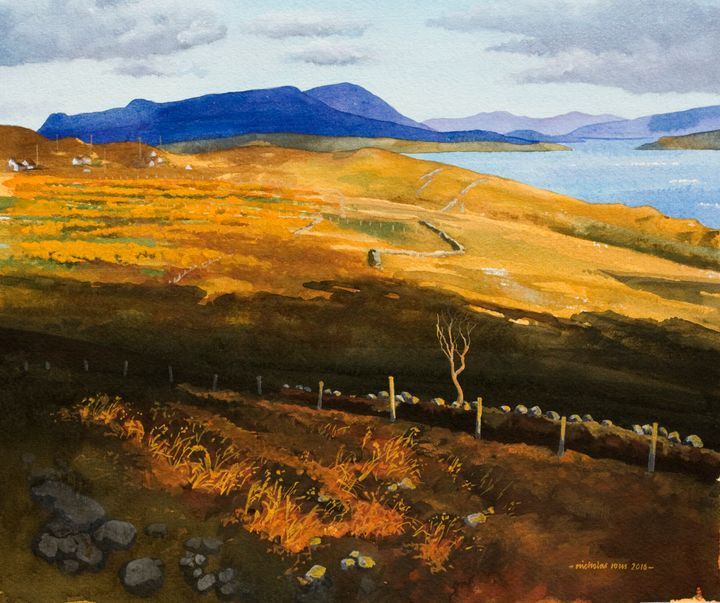 Achiltibuie, Western Scotland - Nicholas Rous
