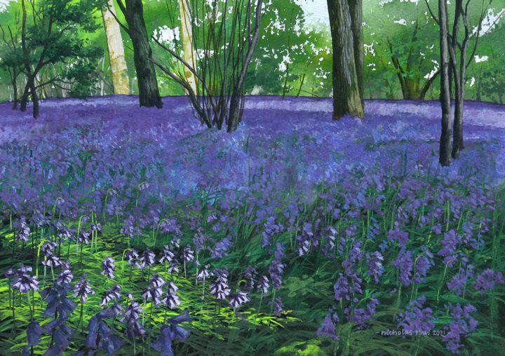 Vincent's Wood - Nicholas Rous