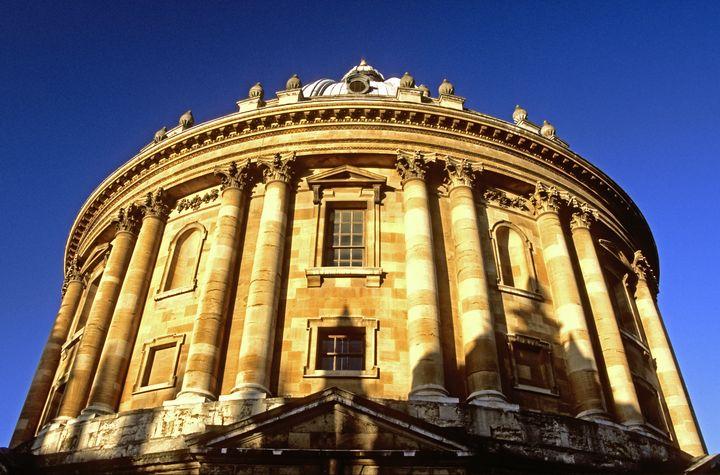 Radcliffe Camera, Oxford, England - Nicholas Rous