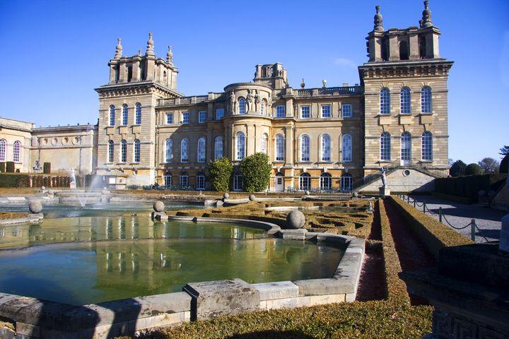 Blenheim Palace, England - Nicholas Rous