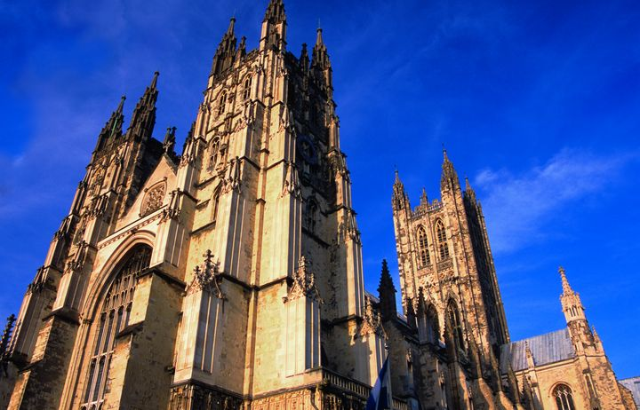 Canterbury Cathedral, England - Nicholas Rous