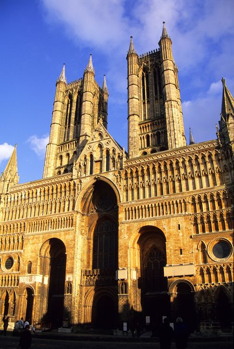 Lincoln Cathedral, England - Nicholas Rous