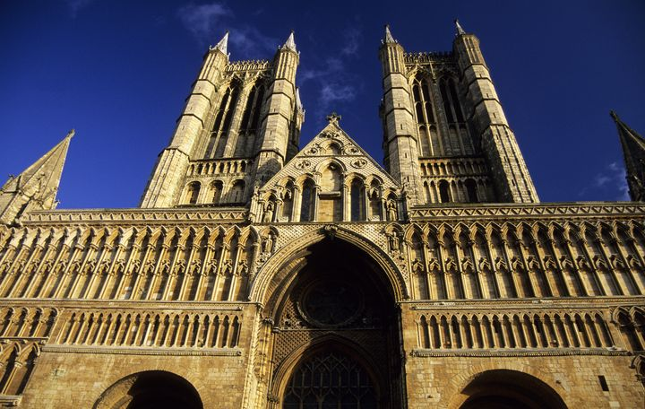 Lincoln Cathedral. England - Nicholas Rous