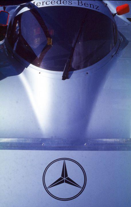 Sauber Mercedes-Benz c11 - Nicholas Rous
