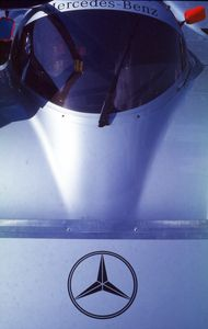 Sauber Mercedes-Benz c11