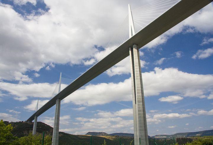 Millau Viaduct, France - Nicholas Rous
