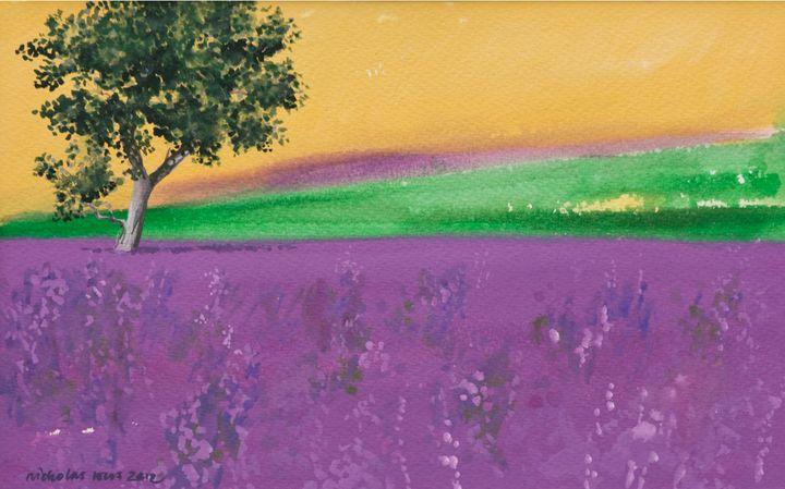 Edge of the field - Nicholas Rous