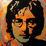 Lennon on Canvas
