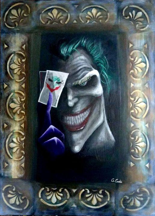 Joker - Dimitra Gavriilidou
