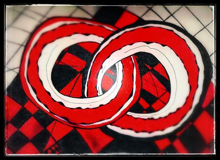 Rings of Unity - Art of Vaughn H Brown