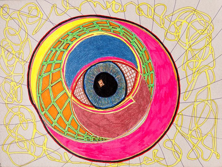 Window to the Soul - Art of Vaughn H Brown