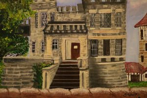 Cottonland Castle - About Town Artistry
