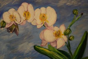 White Orchid - About Town Artistry