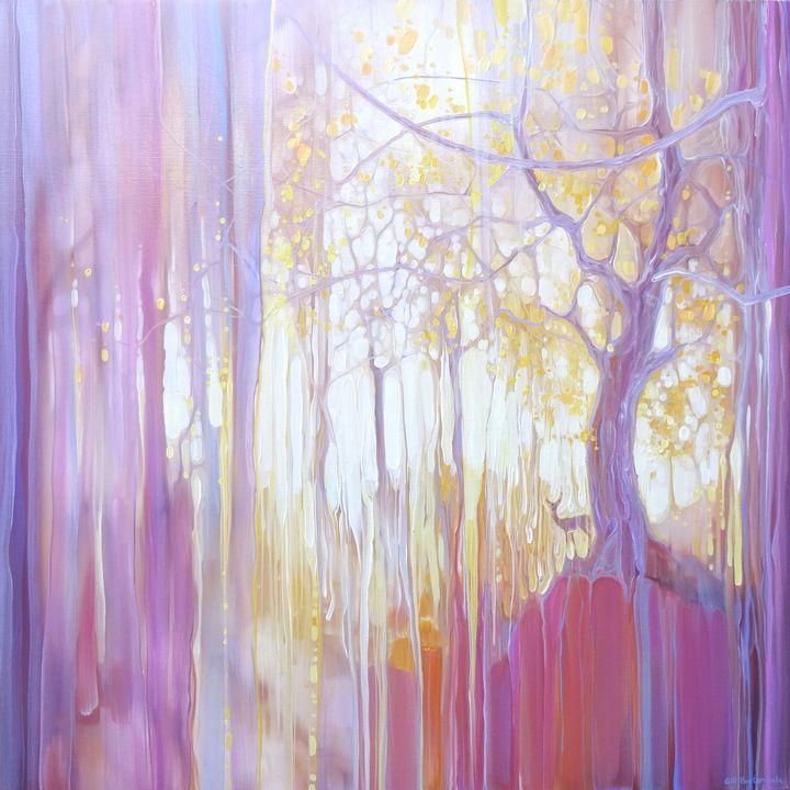 The Golden Bough - Gill Bustamante - Artist