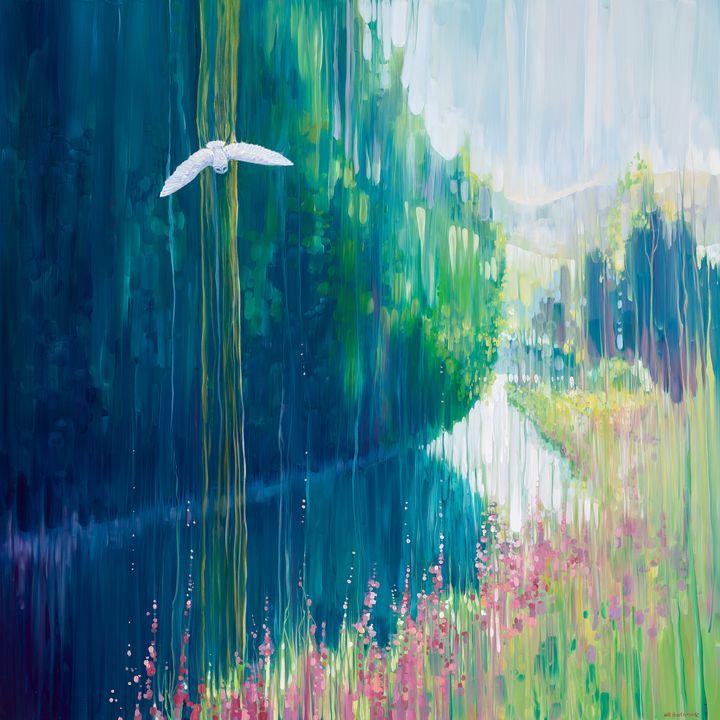 Enchanted - Gill Bustamante - Artist