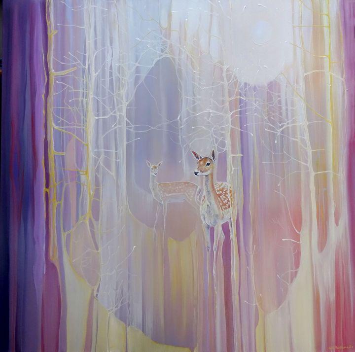 Gentle Souls - Gill Bustamante - Artist