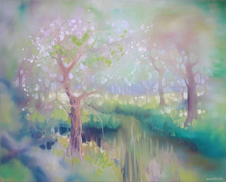 The Glade - Gill Bustamante - Artist