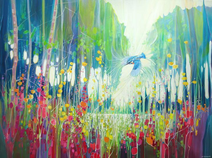 The Magician - Gill Bustamante - Artist