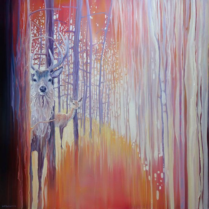 EMERGING - Gill Bustamante - Artist