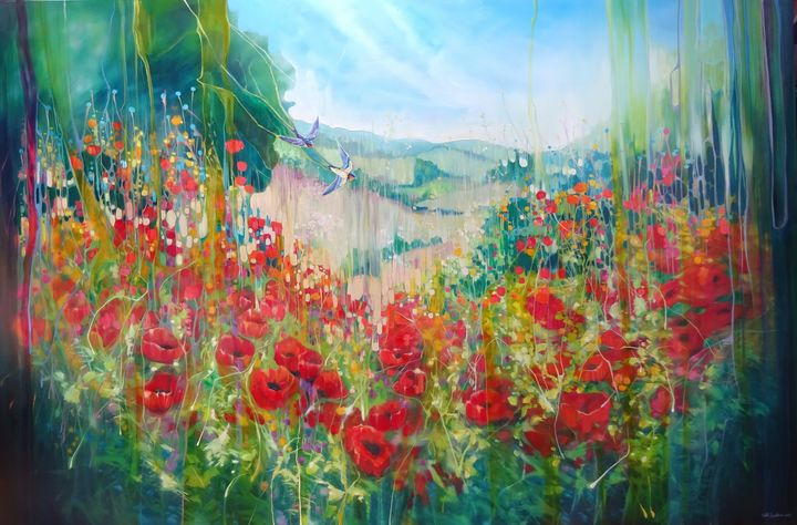Nature Unleashed - Gill Bustamante - Artist