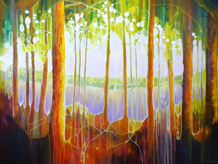 Souls of the Ashdown Forest - Gill Bustamante - Artist