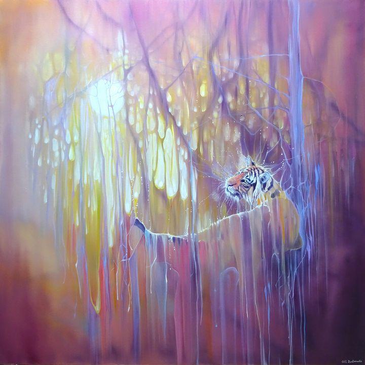 Tiger Soul - Gill Bustamante - Artist