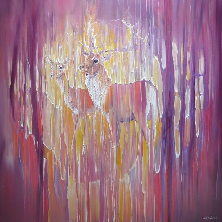 Forest Monarchs - Gill Bustamante - Artist