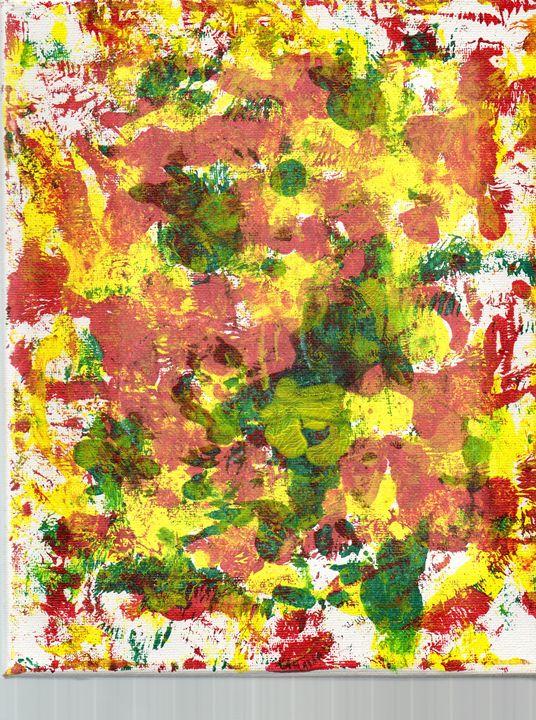 It feels Like Flowers - Tracie Atkinson