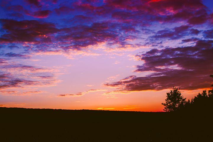 Sun is going to sleep - Andra Tudoran