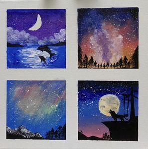 Dream of Nightland - Ebru