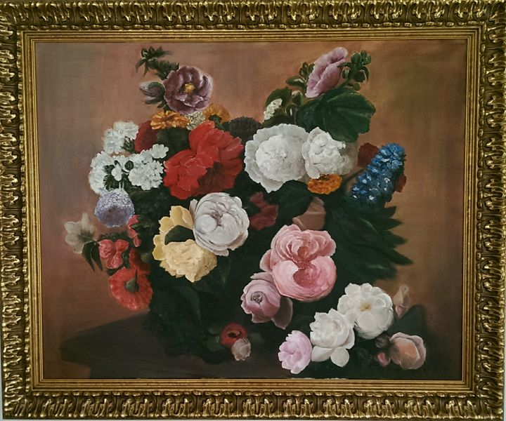 Bouquet of flowers - Natalija Dauberga