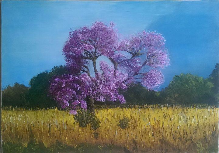 Great Wish tree - Natalija Dauberga