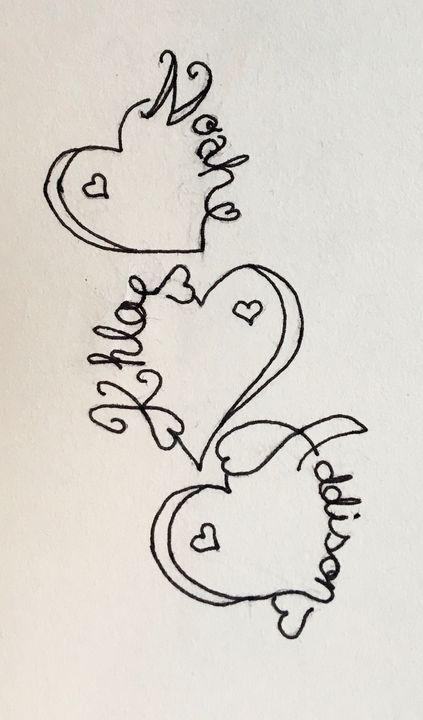 A Mother's Love - Tattoo - Jamey-Ellen's Masterpieces of Art