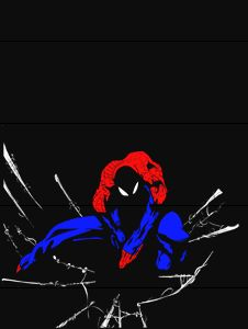 Spider-Man Color