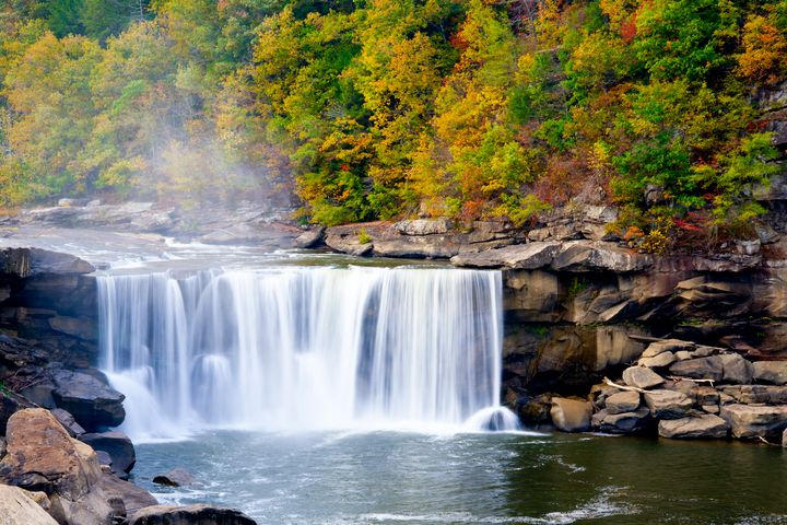 Cumberland Falls - BigEye Photography