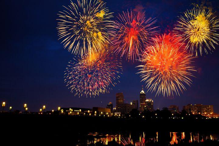 Fireworks - BigEye Photography